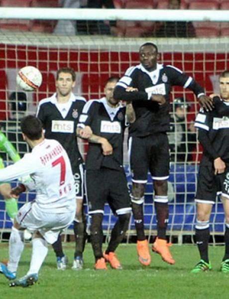 Vesti iz sveta sporta: Partizan jači za tri igrača