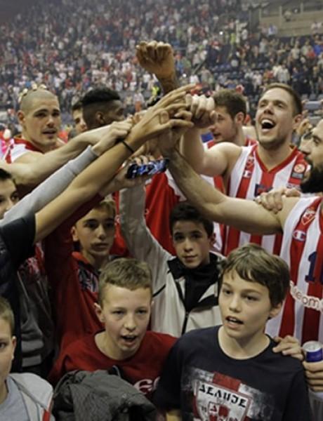 Vesti iz sveta sporta: Košarkaš Zvezde najbolji u februaru u ABA ligi