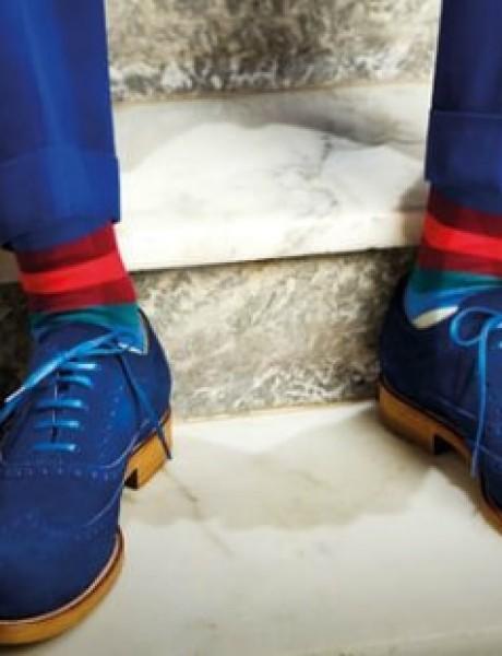 Čarape u boji kao SAVRŠEN detalj