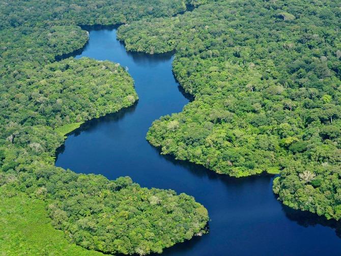 Amazon 18 destinacija koje moraš posetiti pre nego što nestanu