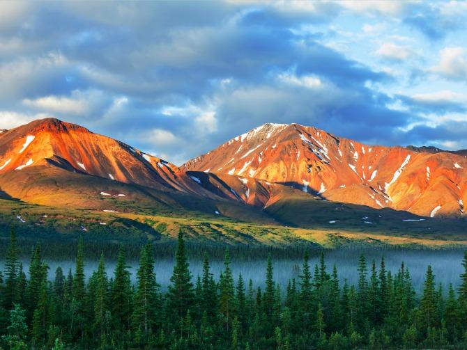 Denali nacionalni park 18 destinacija koje moraš posetiti pre nego što nestanu