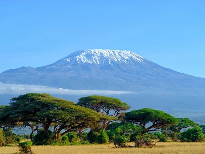 Kilimandzaro 18 destinacija koje moraš posetiti pre nego što nestanu