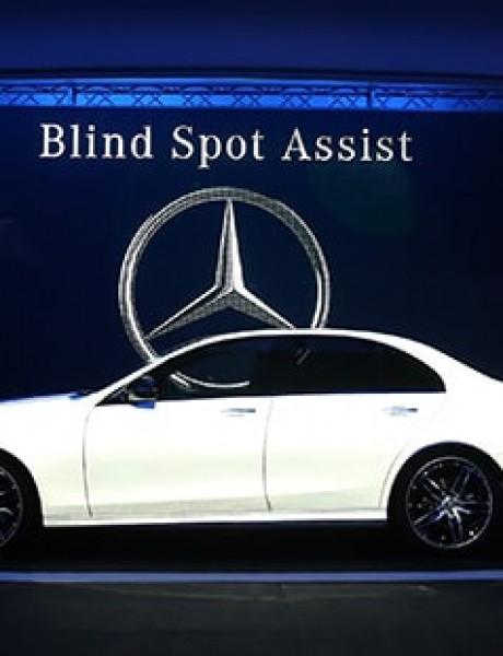 Nova Mercedes-Benz E-Klasa: Remek delo inteligencije