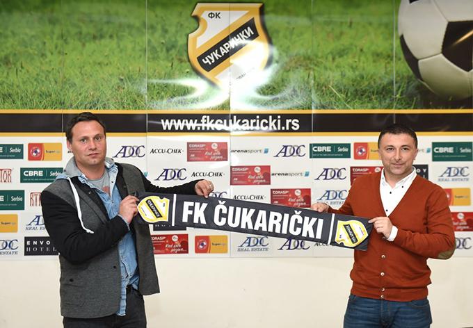 Milan Lesnjak i Vladimir Matijasevic 1024x711 Vesti iz sveta sporta: Glavobolja i za Zvezdu i za Partizan