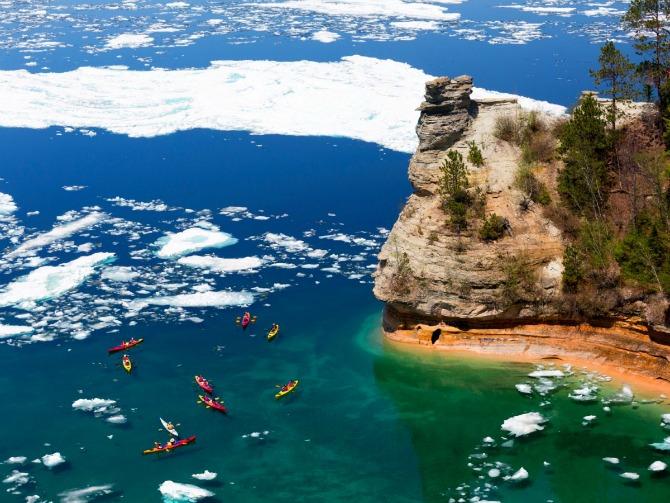 Nacionalna jezerska obala 18 destinacija koje moraš posetiti pre nego što nestanu