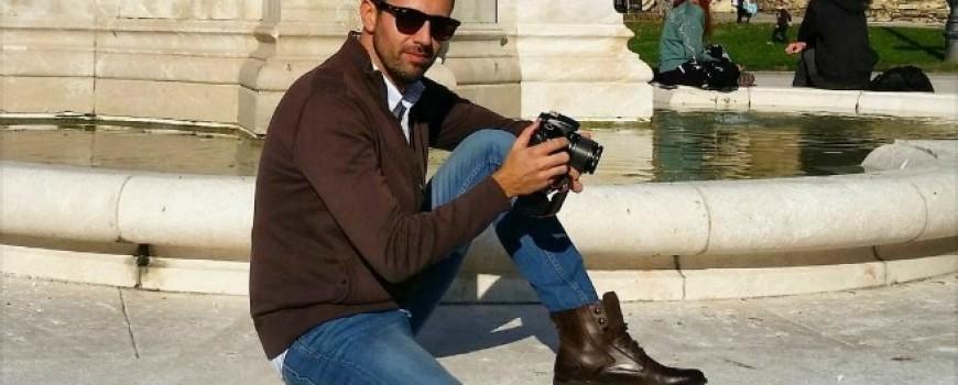 Intervju: Aleksandar Matić, fotograf i brand manager
