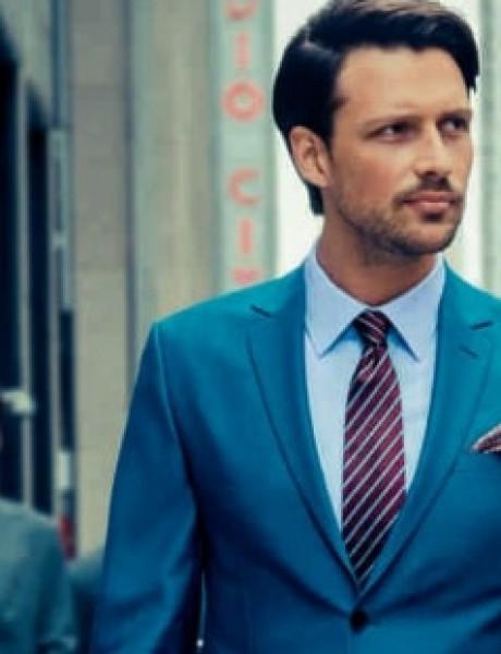 Predlozi za MATURU: Plavo odelo