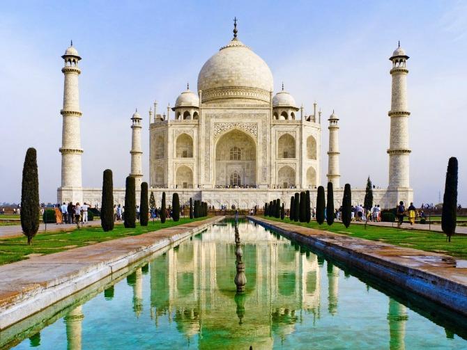 Tadz Mahal 18 destinacija koje moraš posetiti pre nego što nestanu