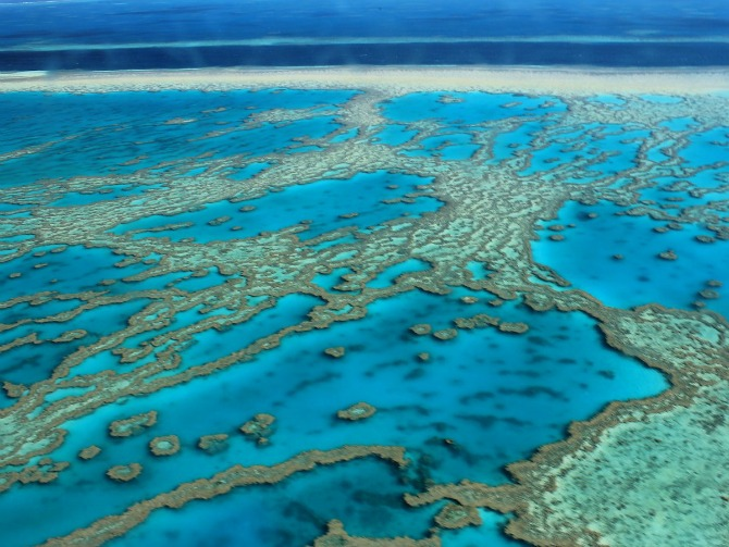 Veliki koralni greben Australije 18 destinacija koje moraš posetiti pre nego što nestanu
