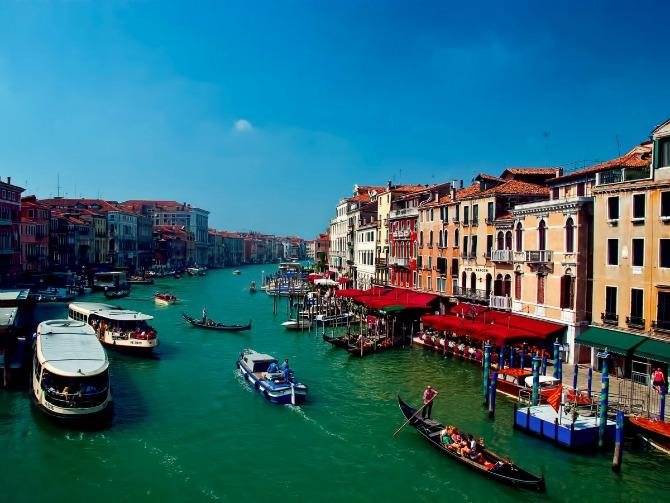 Venecija 18 destinacija koje moraš posetiti pre nego što nestanu
