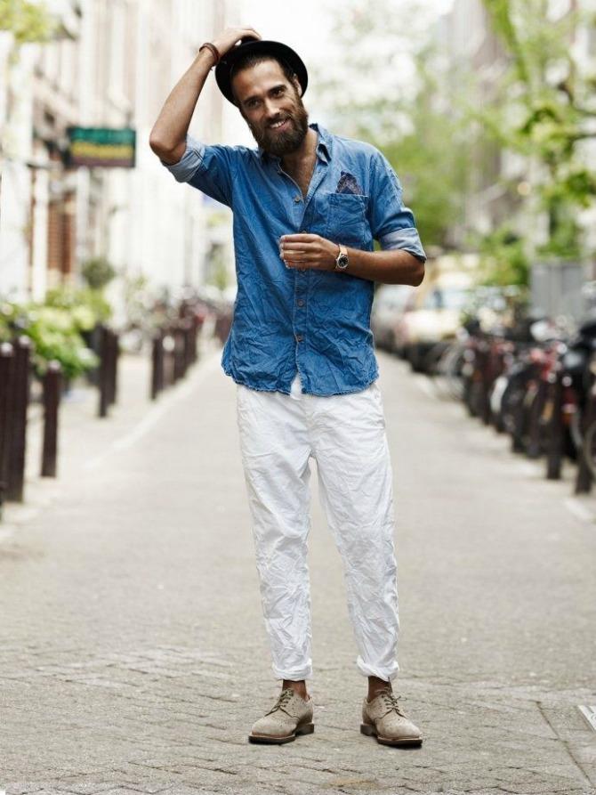 dzins 3 Street Style: U DŽINSU od glave do pete