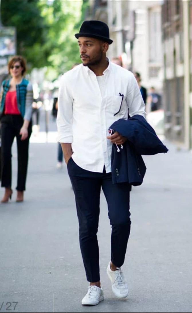 kosulja21 Kako da nosite belu košulju u SVIM prilikama