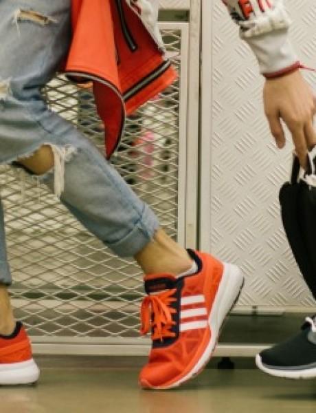 Modni predlog: adidas NEO Cloudfoam patike za aktivne muškarce