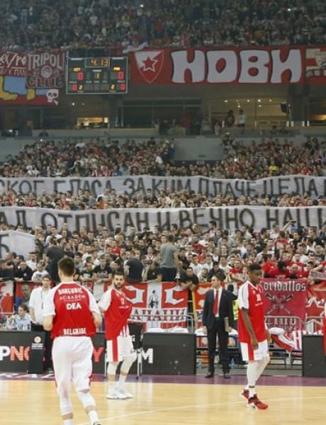 Vesti iz sveta sporta: Zvezda za nastavak serije, CSKA za fajnal-for