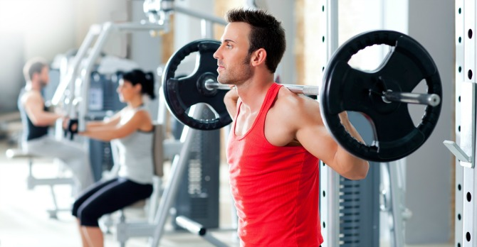 Sprečite POVREDU mišića u teretani Sprečite POVREDU mišića u teretani