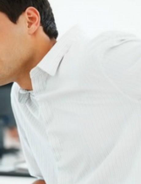 Vežbe za leđa koje će vam KORISTITI na poslu