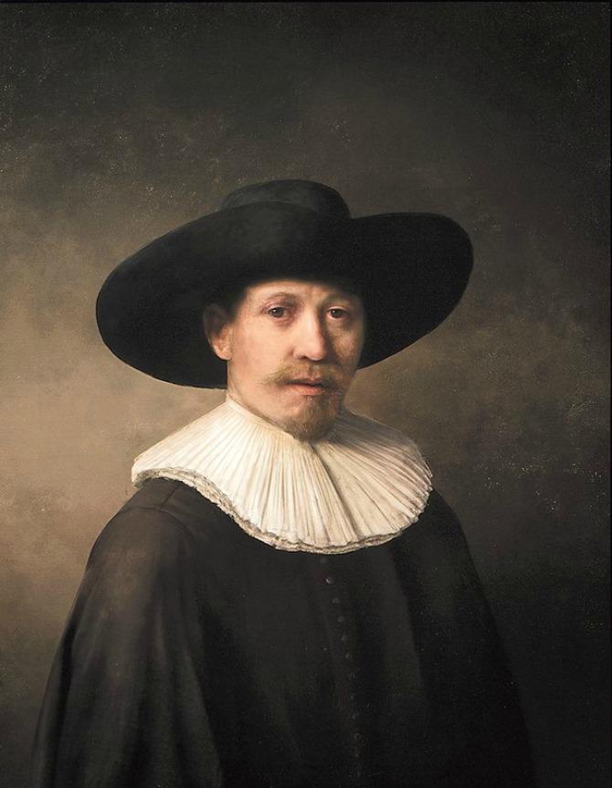 Da li znate kako bi izgledalo novo Rembrantovo delo3 Da li znate kako bi izgledalo novo Rembrantovo delo? (VIDEO)