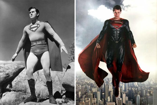 Superheroji nekad i sad3 Superheroji nekad i sad (GALERIJA)
