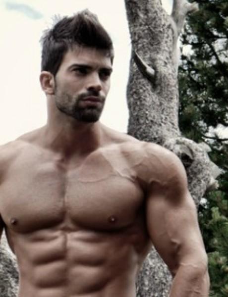 Učinite svoje NOGE jakim i mišićavim