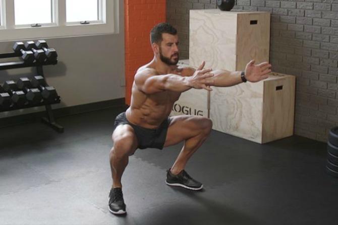 Efikasne vežbe za snažne noge2 Efikasne vežbe za snažne noge