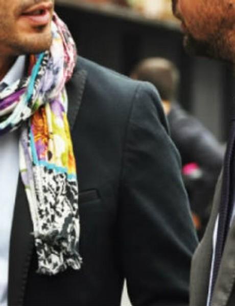 Kako da nosite vratnu maramu