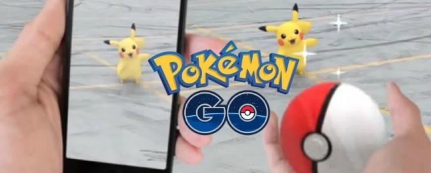 """Pokemon GO: Igrica koja preti da """"sruši"""" Internet (VIDEO)"""