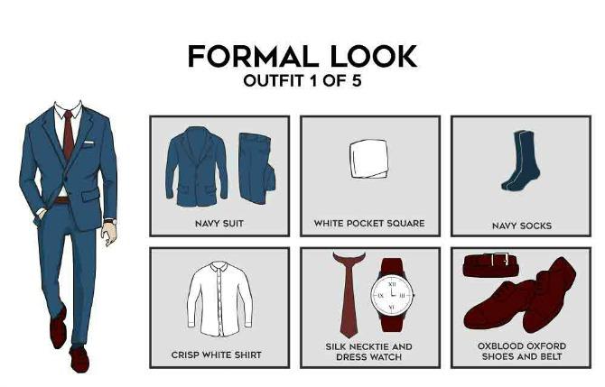 1 Nosite jedno odelo na različite načine
