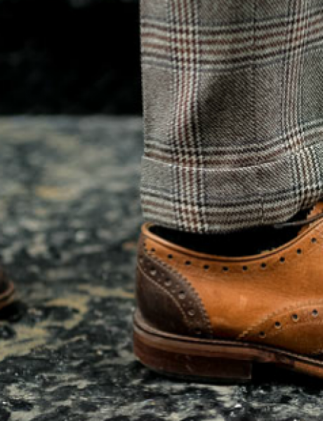 Braon cipele: Savršeni pratilac svake elegantne kombinacije