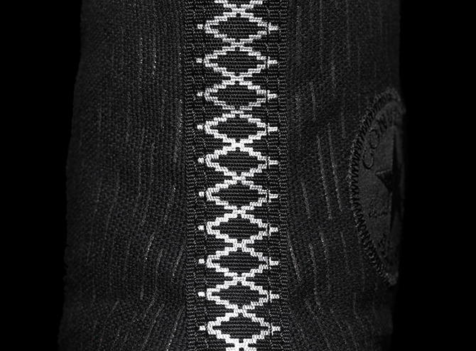 FH16 AS ChuckII ShieldCanvas Black Detail2 153532 Converse Chuck Taylor All Star II Shield Canvas: Vaše omiljene patike od sada i za kišu!