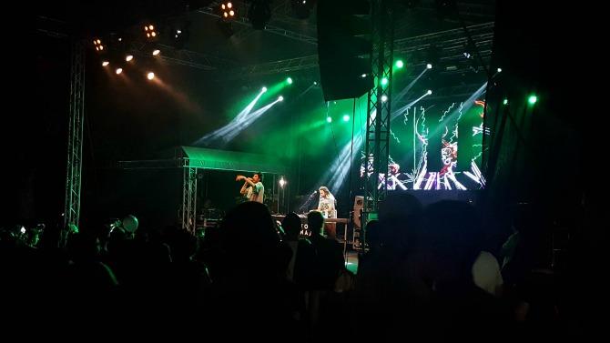 L live 3 Lovefest utisak godine: Stereo banana (BLOG)