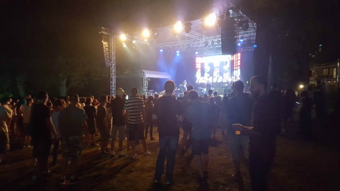 L live 5 Lovefest utisak godine: Stereo banana (BLOG)
