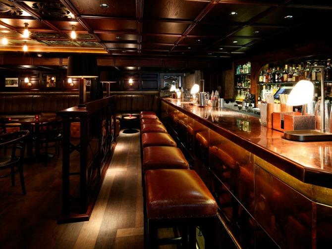 Najbolji londonski barovi koje vredi posetiti Najbolji londonski barovi koje vredi posetiti