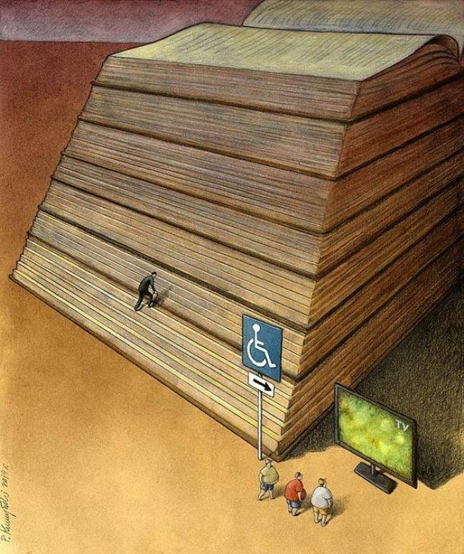 Neverovatne ilustracije koje dokazuju da živimo u ludom svetu2 Neverovatne ilustracije koje dokazuju da živimo u ludom svetu