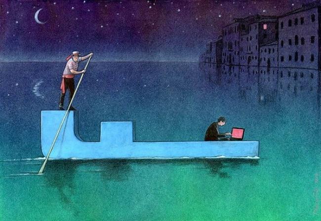 Neverovatne ilustracije koje dokazuju da živimo u ludom svetu4 Neverovatne ilustracije koje dokazuju da živimo u ludom svetu