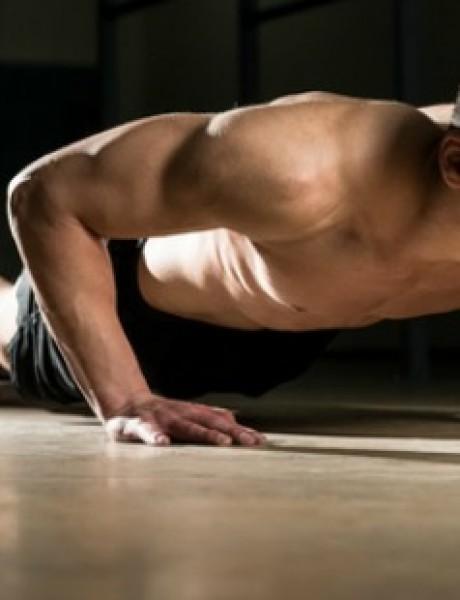 Ove vežbe možete raditi gde god da se nađete