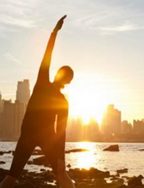 Savršene jutarnje vežbe