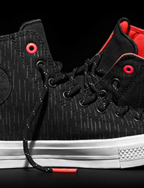 Converse Chuck Taylor All Star II Shield Canvas: Vaše omiljene patike od sada i za kišu!