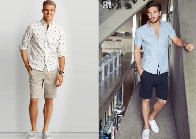 Trendi načini da nosite košulje sa zanimljivim dezenom Trendi načini da nosite košulje sa zanimljivim dezenom