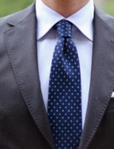 3 jednostavna i trendi načina da uklopite košulju i kravatu
