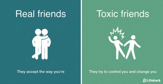 8 načina da razlikujete pravog prijatelja od onog koji to nije5 8 načina da razlikujete pravog prijatelja od onog koji to nije