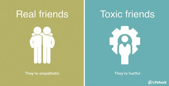 8 načina da razlikujete pravog prijatelja od onog koji to nije6 8 načina da razlikujete pravog prijatelja od onog koji to nije