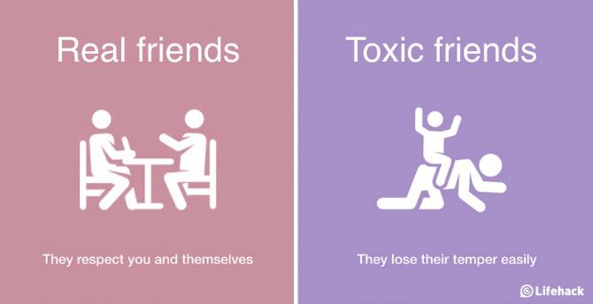 8 načina da razlikujete pravog prijatelja od onog koji to nije8 8 načina da razlikujete pravog prijatelja od onog koji to nije