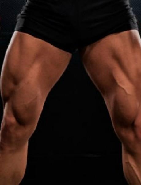 Odlična vežba za SNAŽNE noge