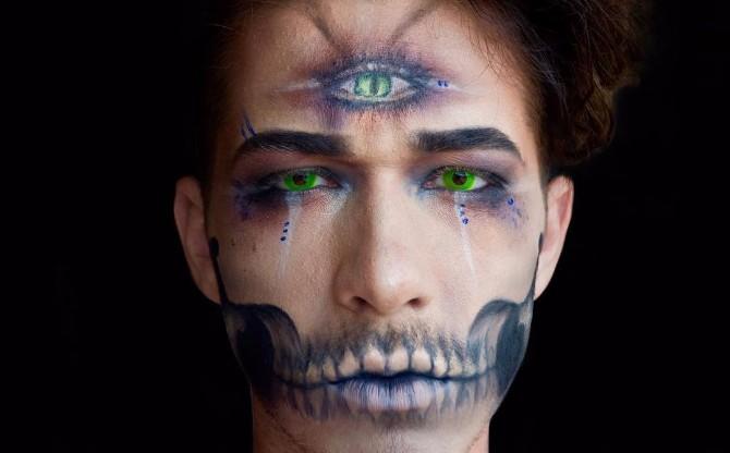 Odlične Halloween maske za muškarce 1 Odlične Halloween maske za muškarce