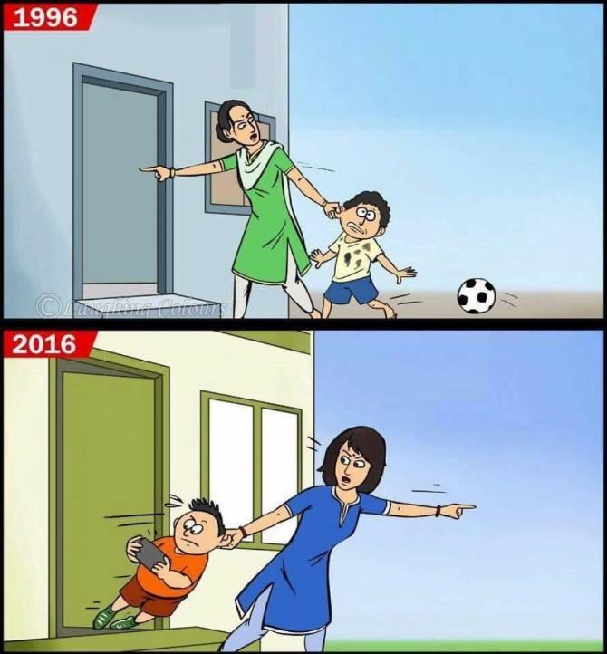 10 ilustracija koje pokazuju kako je Internet uticao na naše živote 11 ilustracija koje pokazuju kako je Internet uticao na naše živote