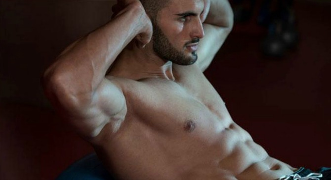 8 minuta do definisanih trbušnjaka 8 minuta do definisanih trbušnjaka (VIDEO)