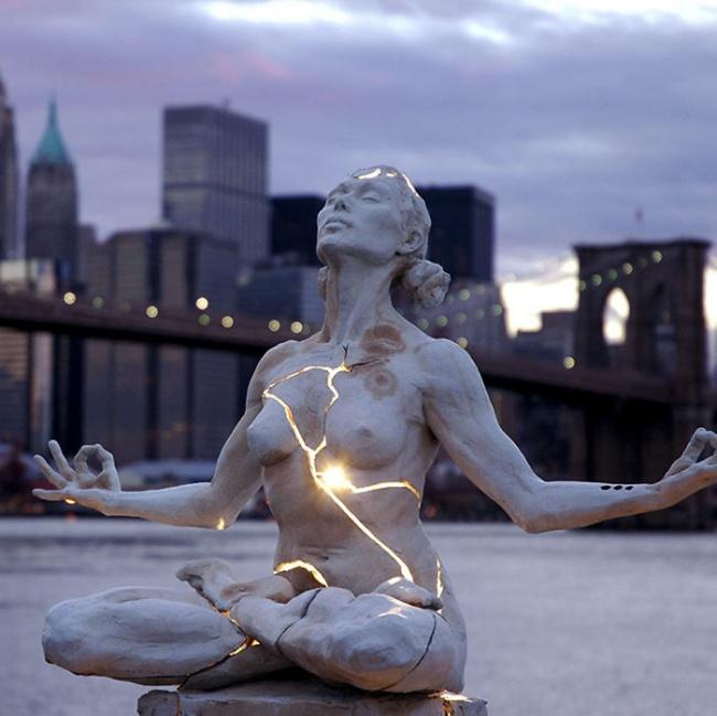 Moderne skulpture4 Nećeš poverovati da ove moderne skulpture zaista postoje!
