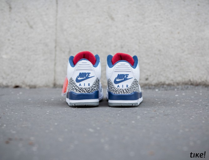 Nike Air Jordan III Retro True Blue OG Nike Air Jordan III Retro True Blue OG: Patike lagane kao vazduh