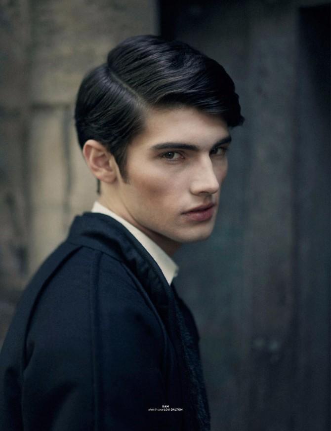 Vodič za dobru mušku frizuru Vodič za dobru mušku frizuru