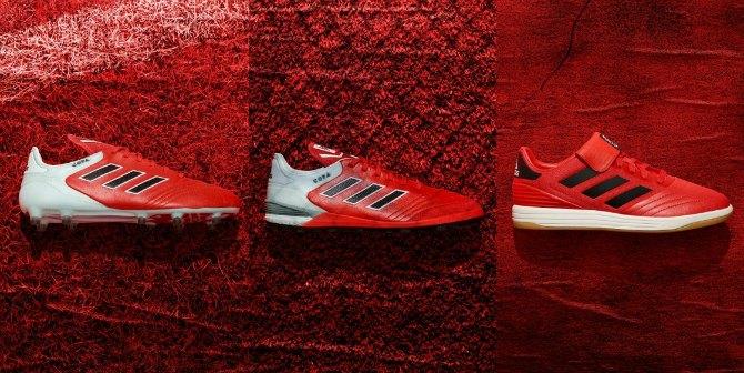 Copa 17 adidas Football lansirao Red Limit kolekciju za igru na svim terenima